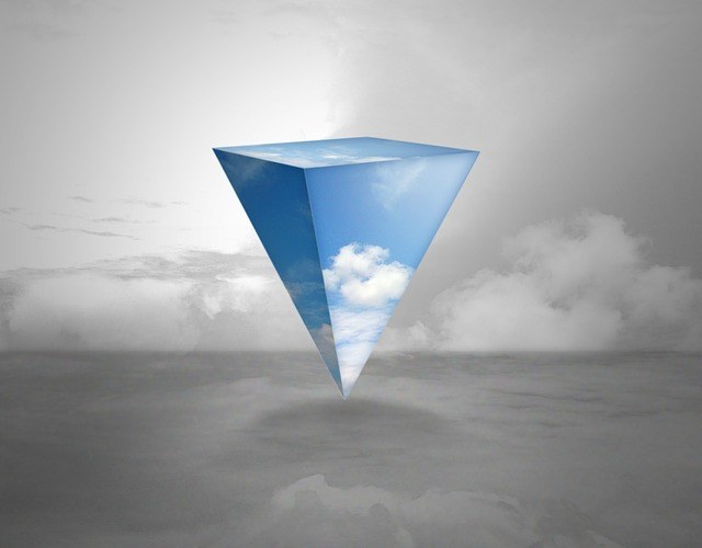 Inverted Pyramid Content Marketing